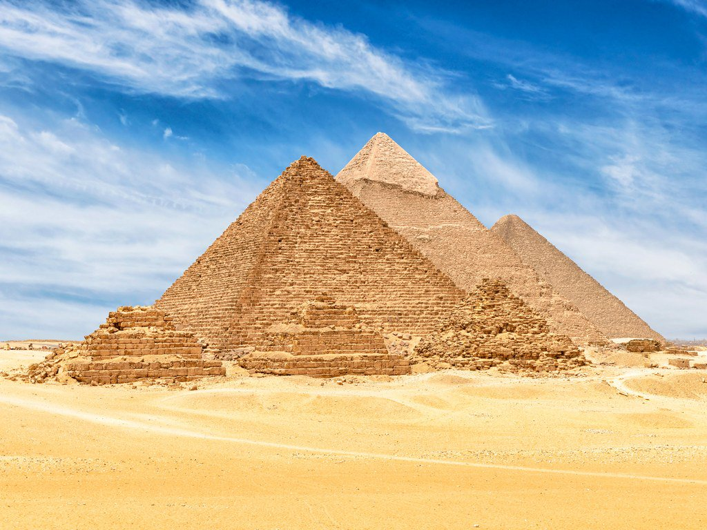 Giza Pyramids - Tours From Hurghada