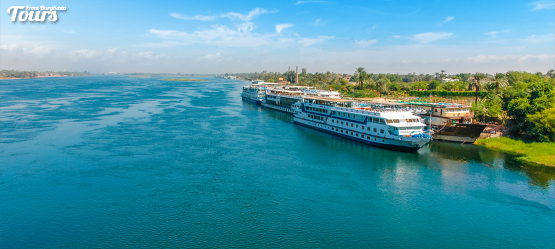 5 Days Nile Cruise From El Gouna To Luxor & Aswan - Tours From Hurghada