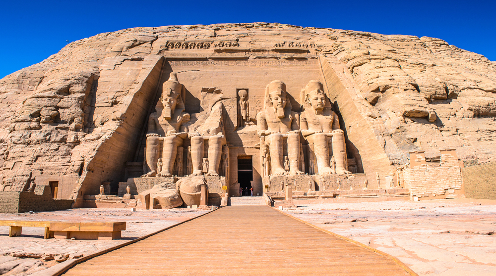 Abu Simbel - 2 Days Luxor & Abu Simbel Trips from Hurghada - Tours From Hurghada