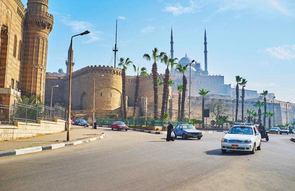 Cairo Citadel - Hurghada to Cairo by Plane Tours - Tours From Hurghada