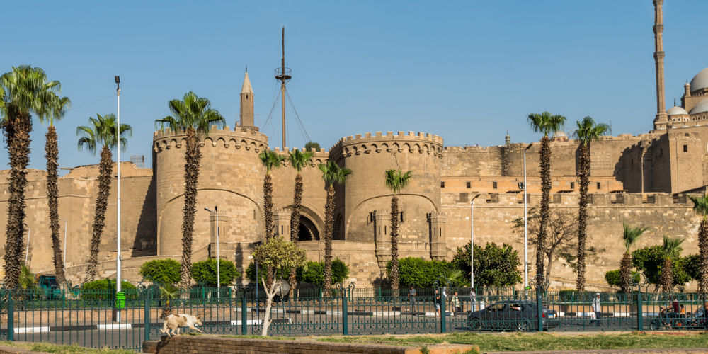 Cairo Citadel - Two Days Trip from El Gouna to Cairo by Bus - Tours from Hurghada