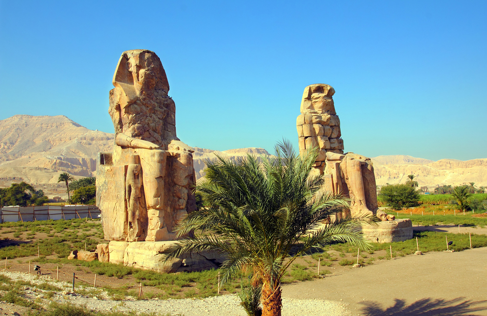 Colossi of Memnon - 3 Days Tour From Hurghada - 3 Days Egypt Tour