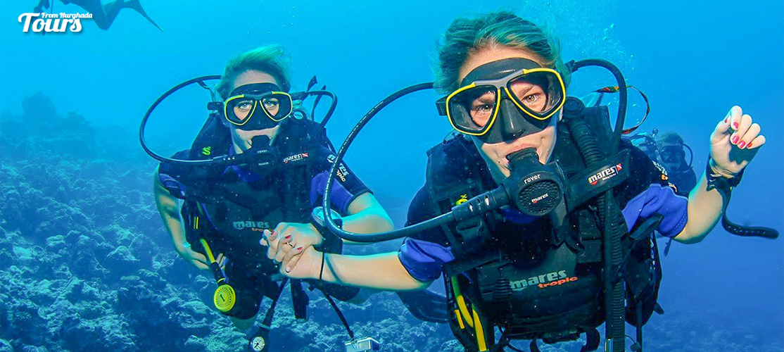 Discover Scuba Diving in Hurghada - Tours From Hurghada
