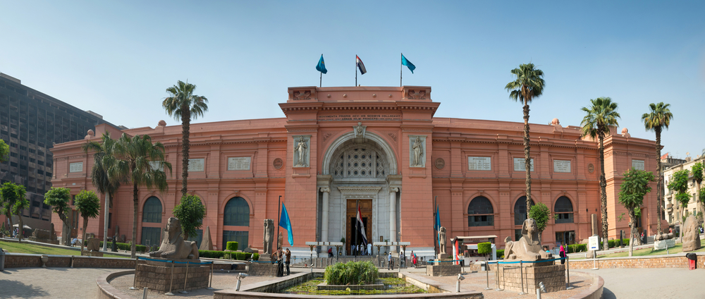 Egyptian Museum - Day Trip To Cairo From El Gouna By Bus - Tours from Hurghada