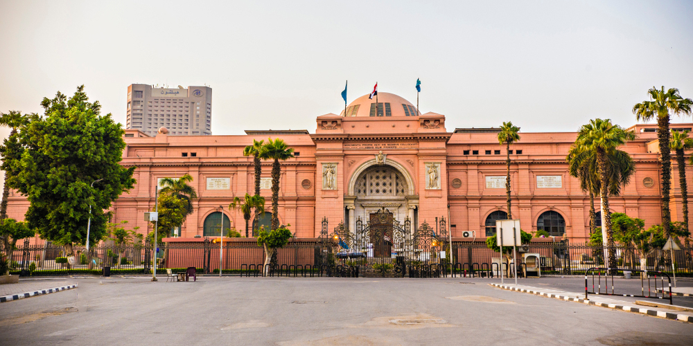 Egyptian museum - Day Trips to Cairo from El Gouna by bus - Tours From Hurghada