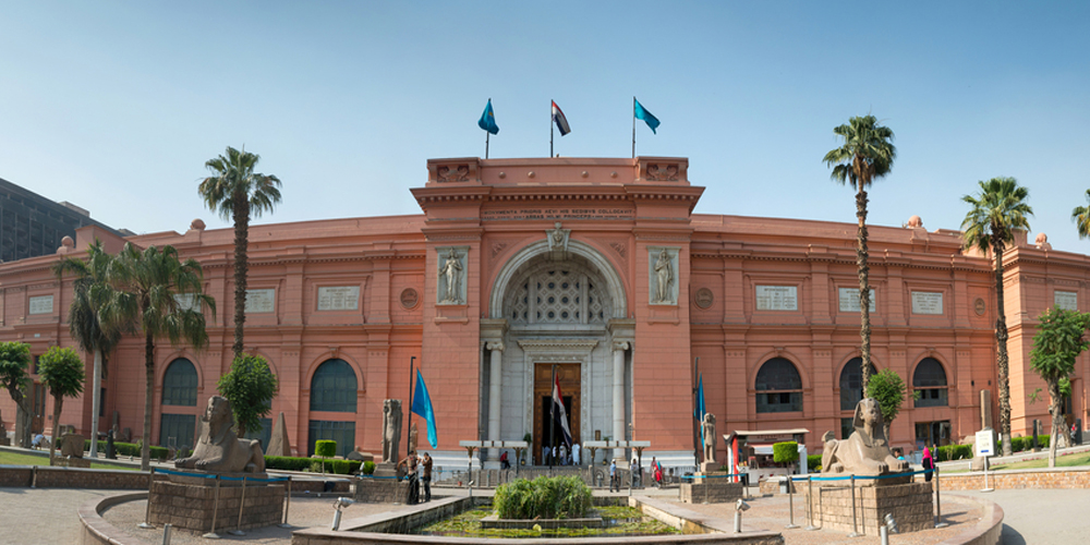 Egyptian museum - Two Days Trip from El Gouna to Cairo by Bus - Tours from Hurghada