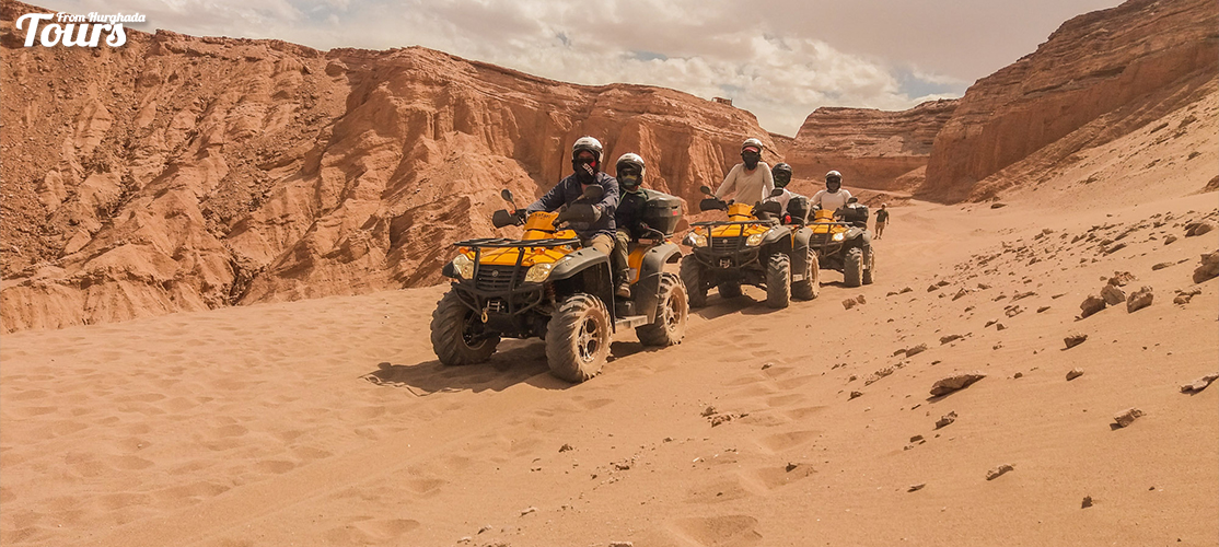 El Gouna Super Safari By Quad - Tours From Hurghada