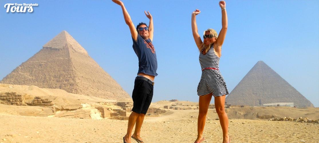 Giza Pyramids - 2 Days Cairo & Luxor Tour From El Gouna - Tours From Hurghada