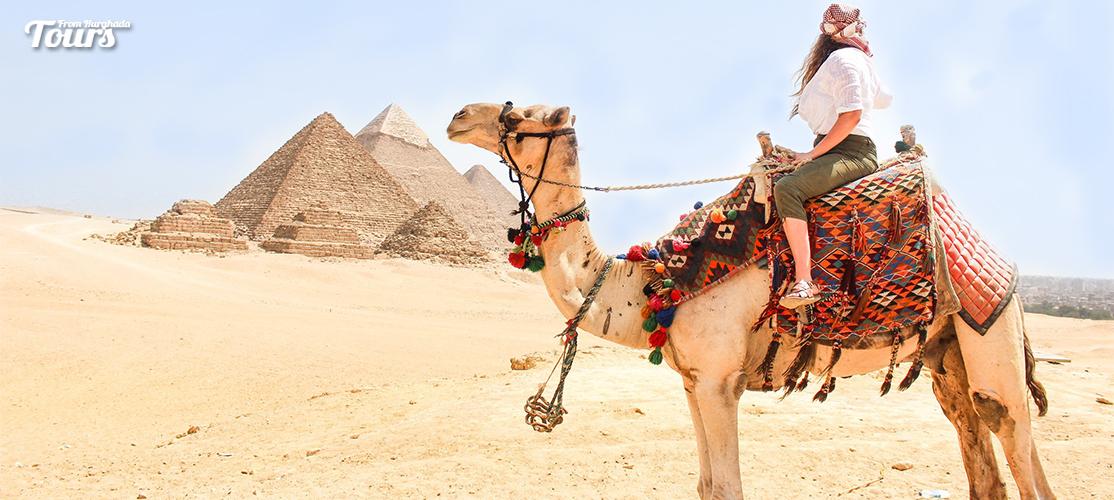 Giza Pyramids - 3 Days Tour to Cairo, Abu Simbel & Luxor from Hurghada - Tours From Hurghada