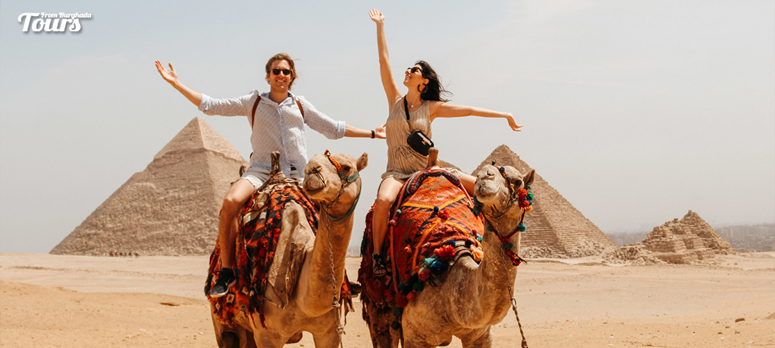 Giza Pyramids - Cairo Day Tour From Hurghada By Bus - Tours From Hurghada