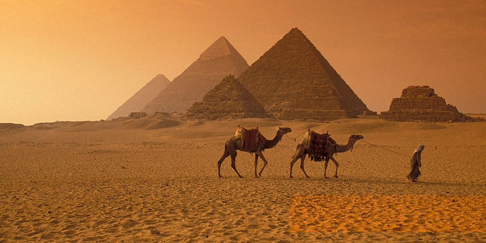 Giza Pyramids Complex - 2 Days Cairo & Luxor Tour From El Gouna - Tours From Hurghada
