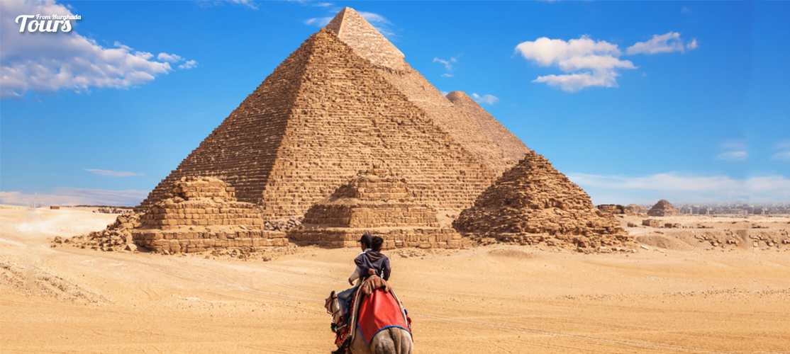Giza Pyramids Complex - Day Trip to Cairo from El Gouna By Bus - Tours From Hurghada