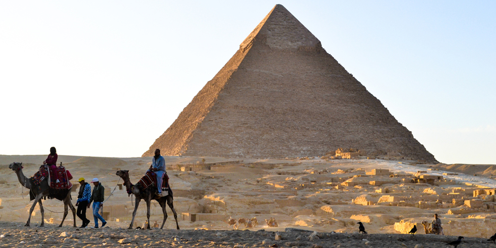 Giza Pyramids Complex - Day Trips to Cairo from El Gouna by bus - Tours From Hurghada