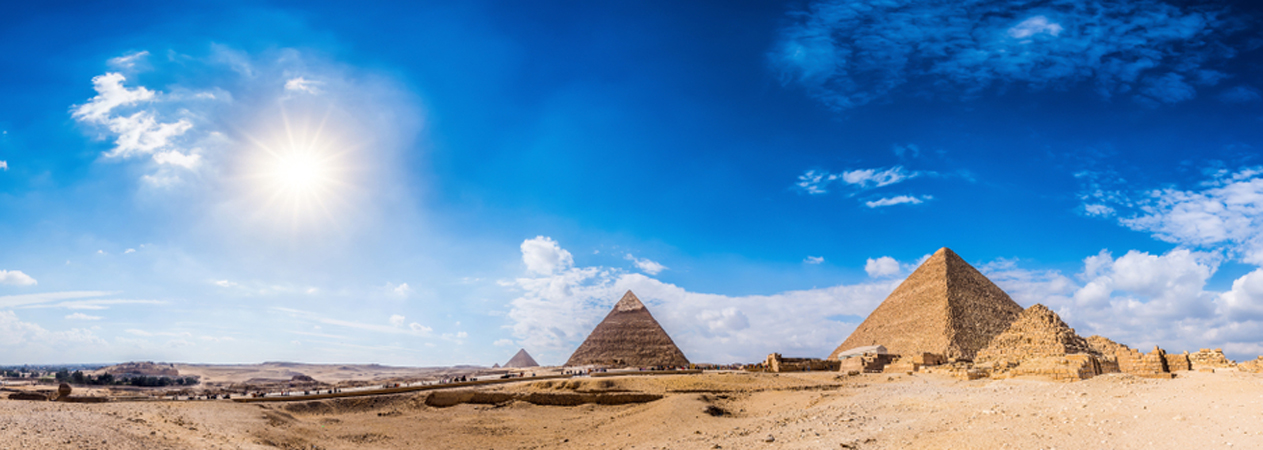 Giza Pyramids Complex - Hurghada to Cairo Day Trip By Plane - Tours From Hurghada