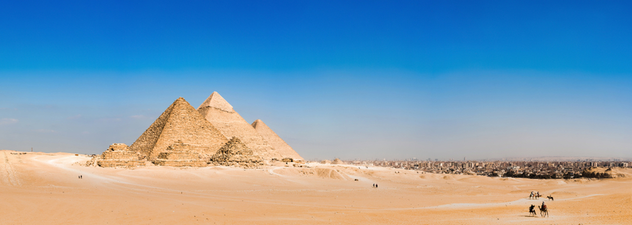 Giza Pyramids Complex - Trips from Hurghada to Pyramids - Tours From Hurghada
