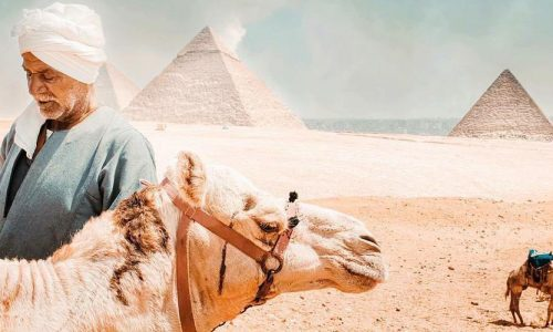 Giza Pyramids - Day Trip To Cairo From El Gouna By Plane - Tours from Hurghada