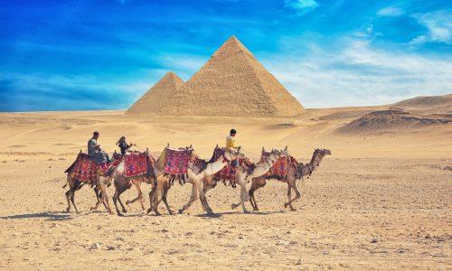 Giza Pyramids - Hurghada to Cairo 2 Days Trips - Tours from Hurghada