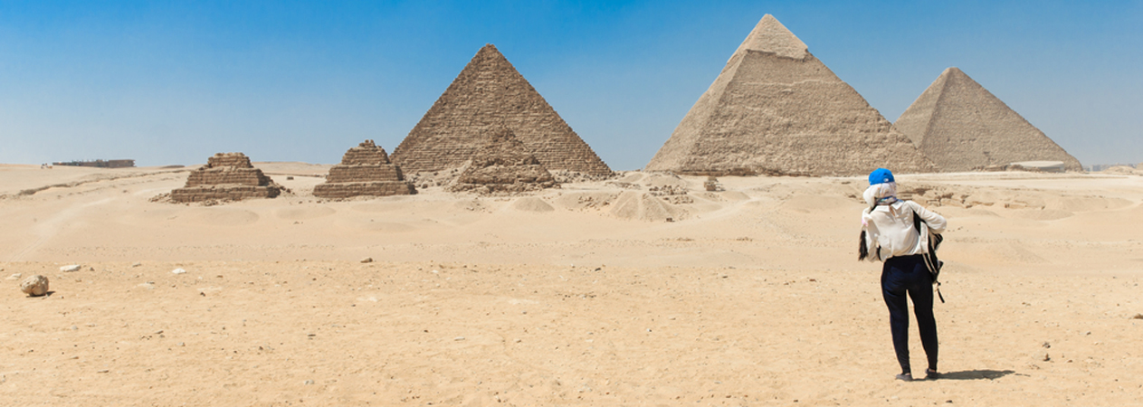 Hurghada to Cairo Day Trip By Plane