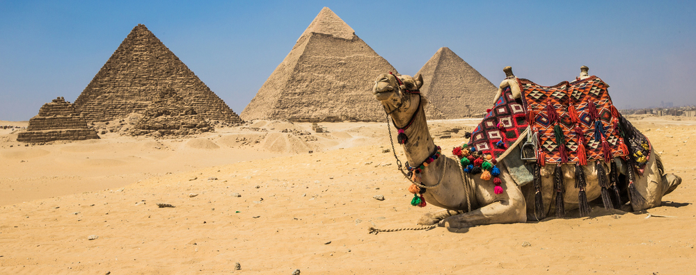 Giza Pyramids - Hurghada to Cairo by Plane - Tours From Hurghada