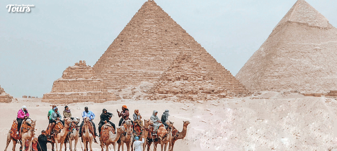 Giza Pyramids - Trips to Cairo from Hurghada by Plane - Tours From Hurghada
