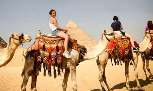 Giza Pyramids - Two Days Trip from El Gouna to Cairo by Bus - Tours from Hurghada