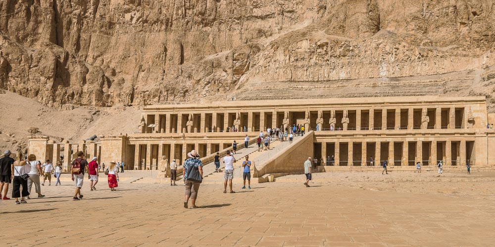 Hatshepsut Temple - 2 Day Cairo & Luxor Trips from Hurghada - Tours from Hurghada