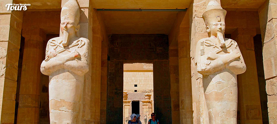 Hatshepsut Temple - 2 Day Trips from Hurghada to Luxor - Tours From Hurghada