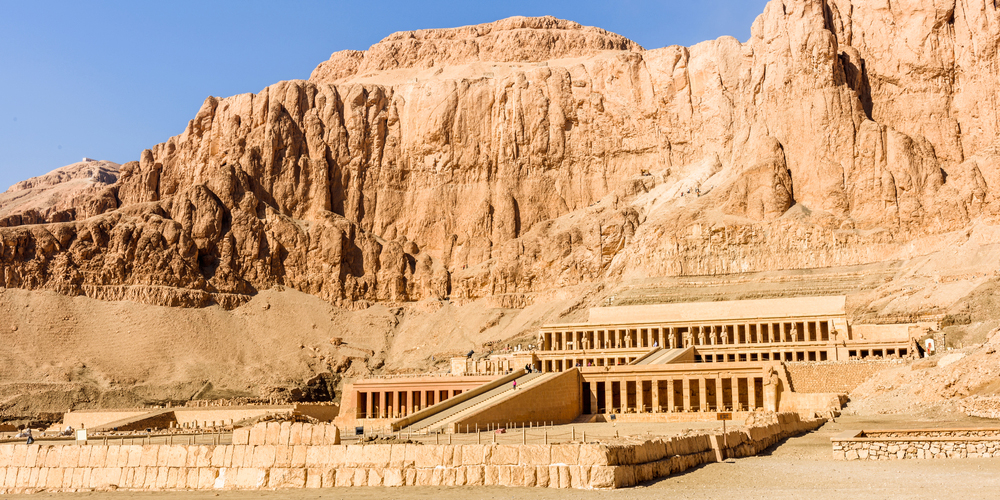 Hatshepsut Temple - 3 Days Egypt Tour From El Gouna - Tours From Hurghada