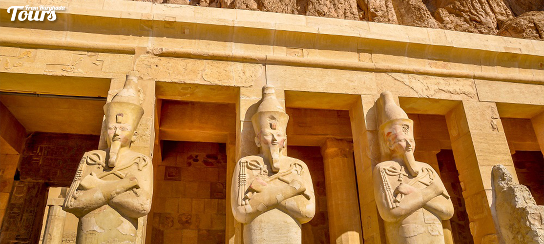 Hatshepsut Temple - 5 Days Nile Cruise From El Gouna To Luxor & Aswan - Tours From Hurghada