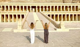 Hatshepsut Temple - Day Trip to Luxor from El Gouna - Tours from Hurghada
