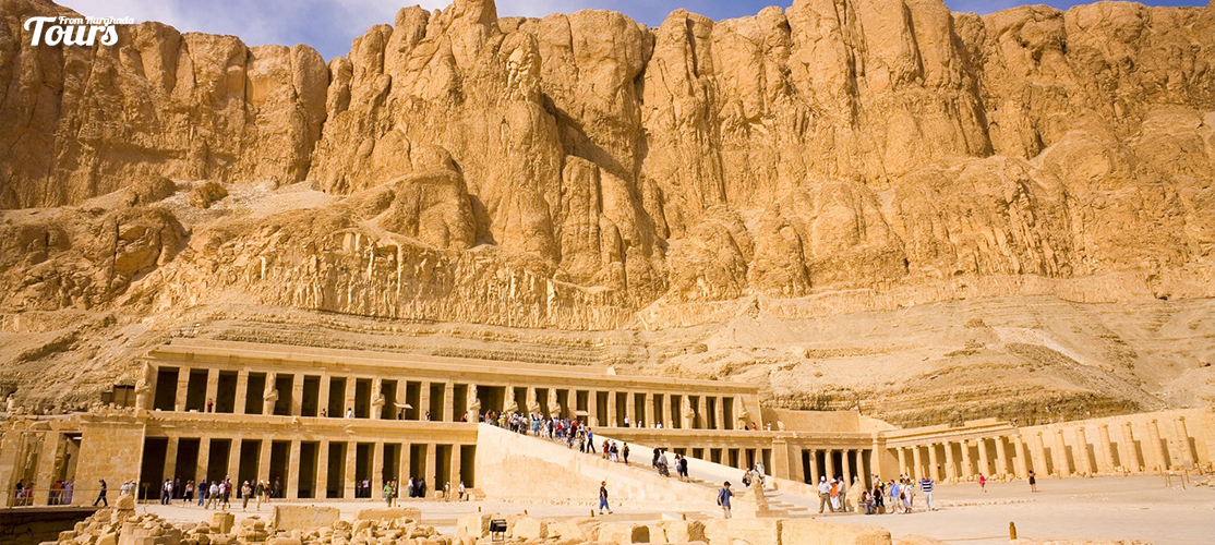 Hatshepsut Temple - Two Days Cairo and Luxor Trips from Hurghada - Tours From Hurghada