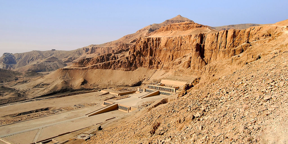 Hatshepsut's Temple - 2 Days Cairo & Luxor Tour From El Gouna - Tours From Hurghada