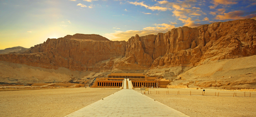 Hatshepsut's Temple - 2 Days Luxor & Abu Simbel Trips from Hurghada - Tours From Hurghada