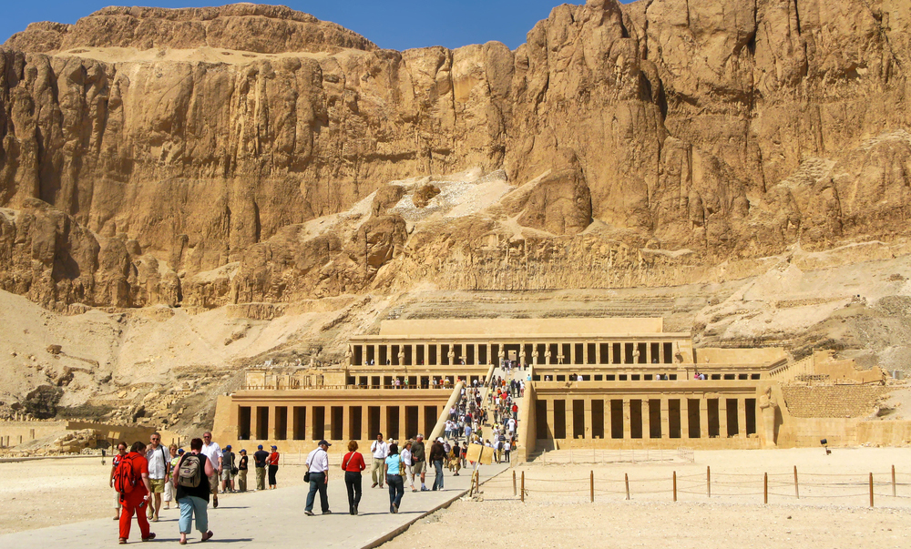 Hatshepsut's Temple - 2 Days Tours from Hurghada to Luxor - tours from hurghada