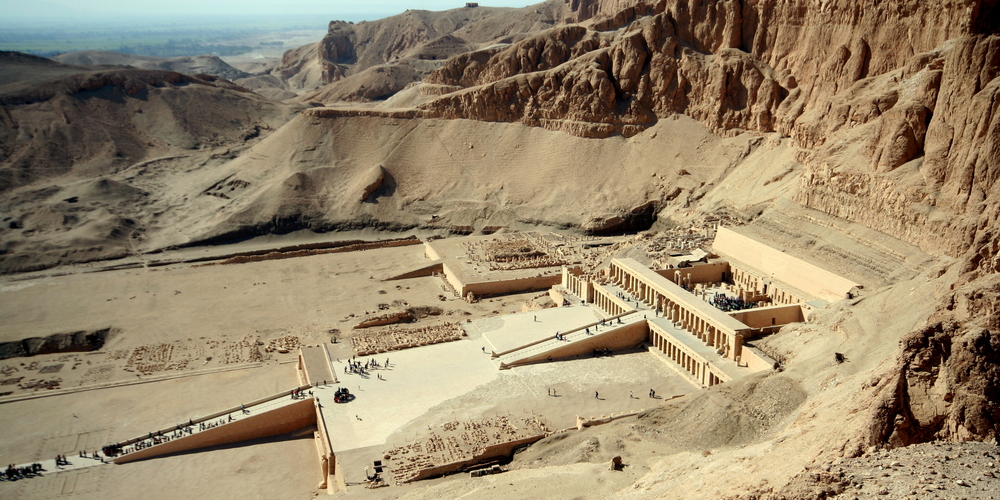 Hatshepsut's Temple - 5 Days Nile Cruise From El Gouna - Tours from hurghada