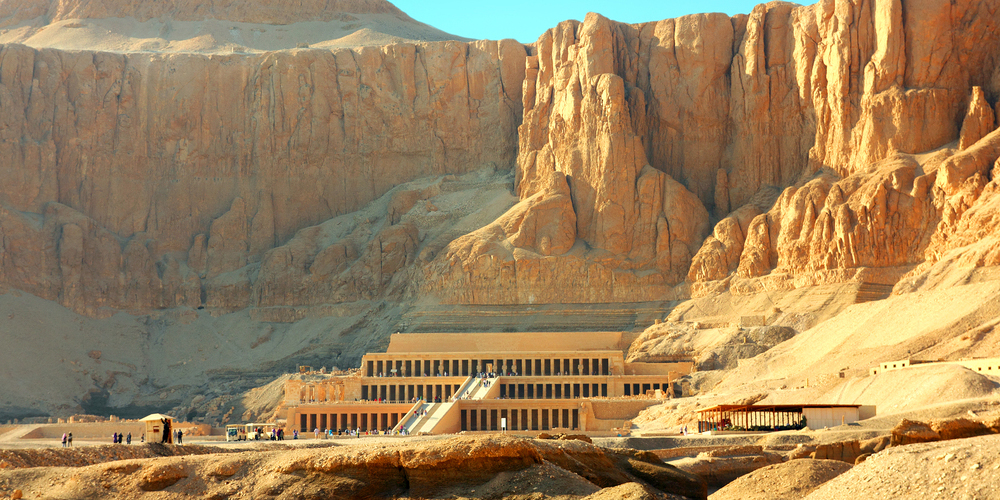 Hatshepsut's Temple - Day Trip to Luxor from El Gouna   Tours form hurghada