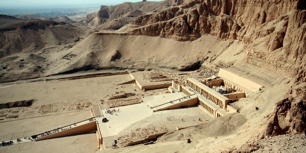 Hatshepsut's Temple - Two Days Trip from El Gouna to Luxor - Tour From Hurghada