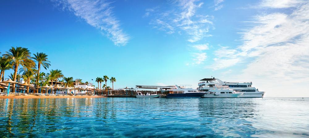 Hurghada beach - Hurghada City Day Tour - Tours From Hurghada