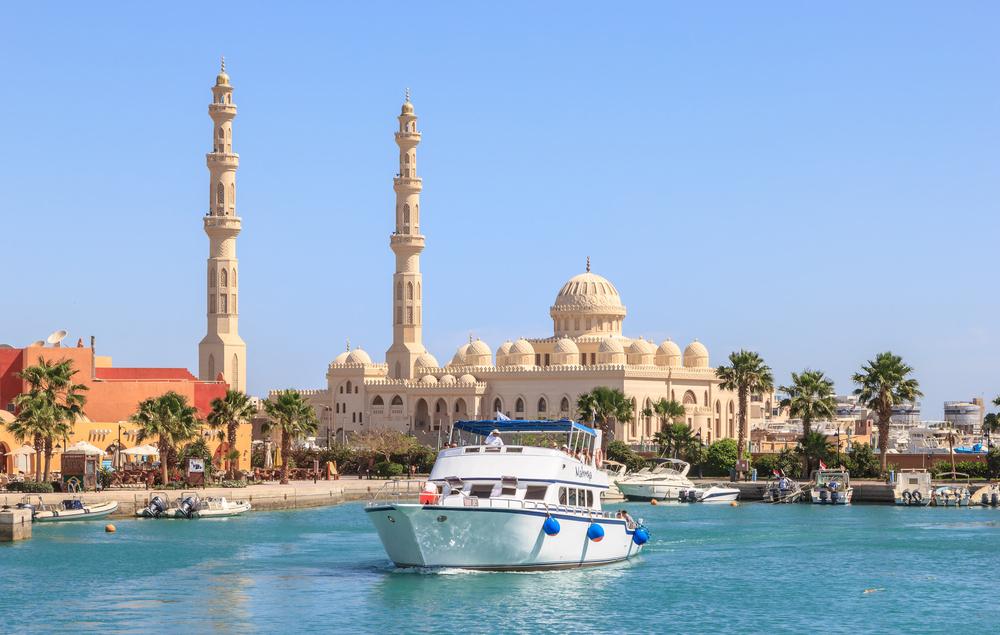 Hurghada mosque - Hurghada City Day Tour - Tours From Hurghada