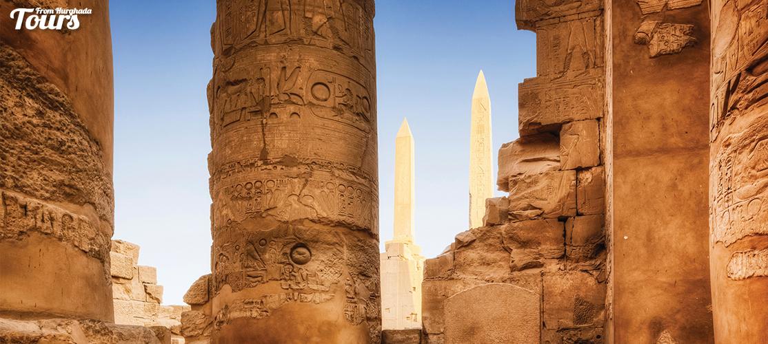 Karnak Temple - 3 Days Egypt Tour From El Gouna - Tours From Hurghada