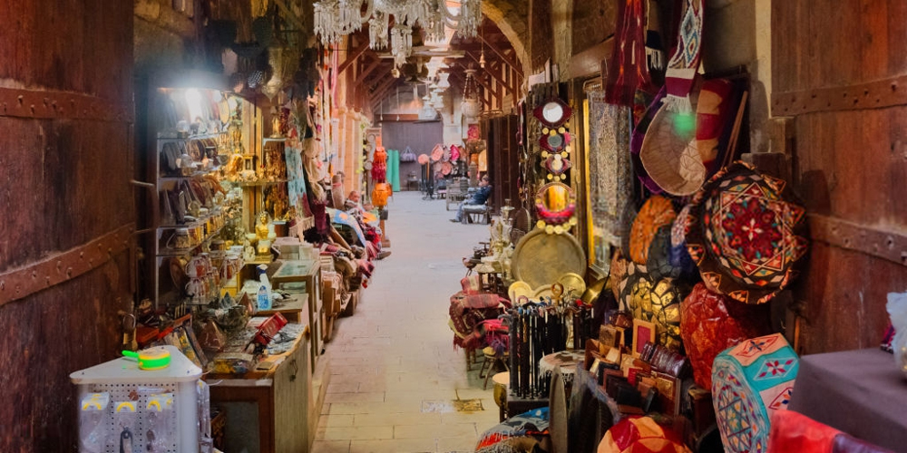 Khan El Khalili - 2 Days Cairo Trips From El Gouna - Tours from Hurghada