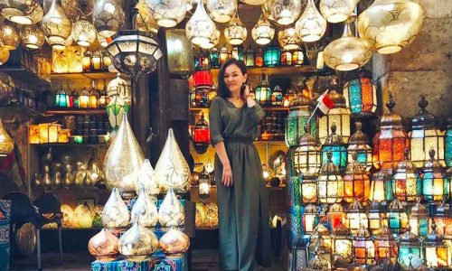 Khan El Khalili Bazaar - 2 Days Cairo Trips From El Gouna By Plane - Tours from Hurghada