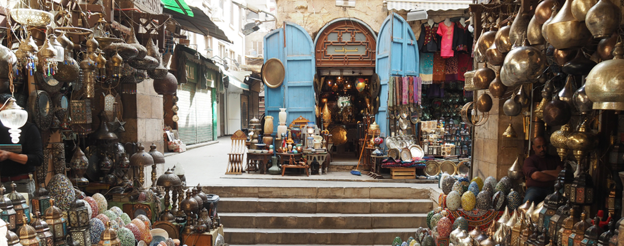 Khan El-Khalili - Hurghada to Cairo by Plane - Tours From Hurghada