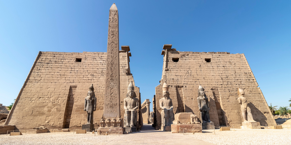 Luxor Temple - 5 Days Nile Cruise From El Gouna - Tours from hurghada