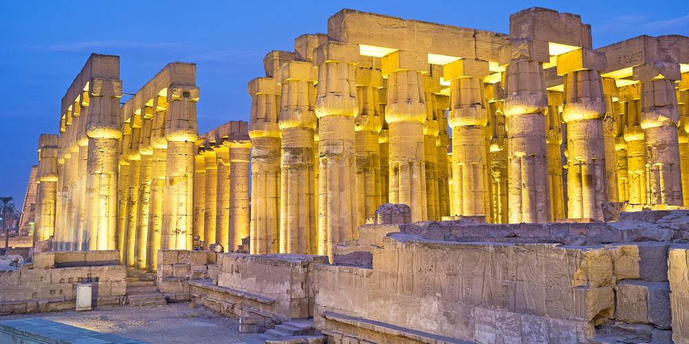 Luxor Temple - Two Days Trip from El Gouna to Luxor - Tour From Hurghada