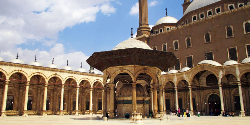 Mohamed Ali Pasha Mosque - 2 Days Cairo Trips From El Gouna - Tours from Hurghada