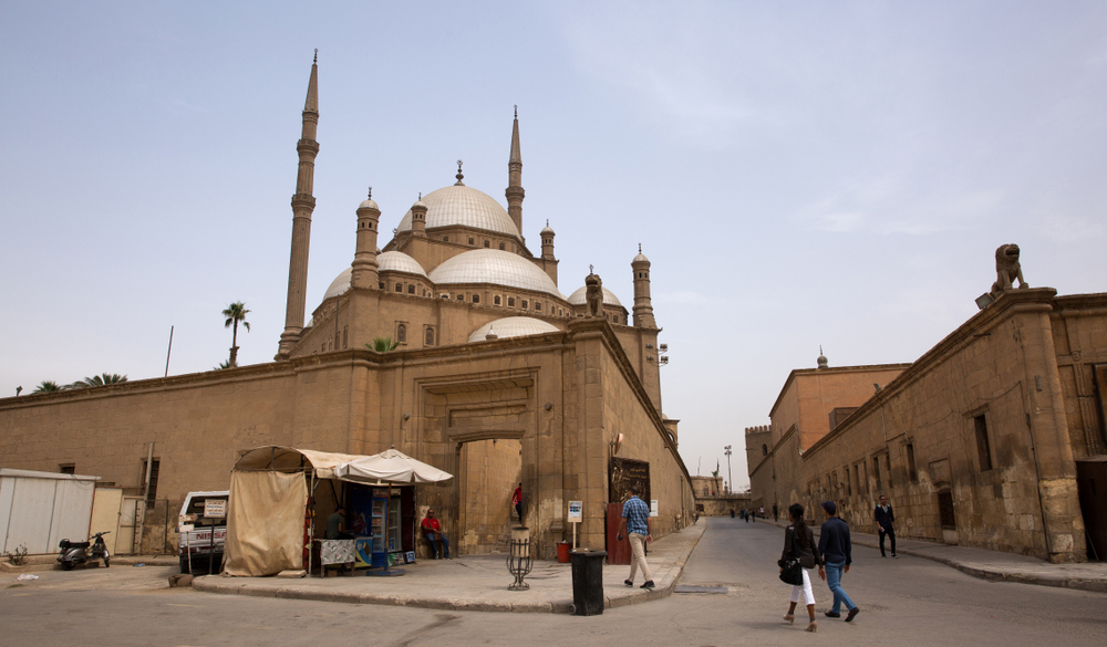 Mohamed Ali Pasha Mosque - Hurghada to Cairo 2 Days Trips - Tours from Hurghada
