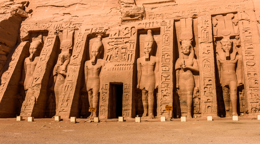 Nefertari Temple - 2 Days Luxor & Abu Simbel Trips from Hurghada - Tours From Hurghada