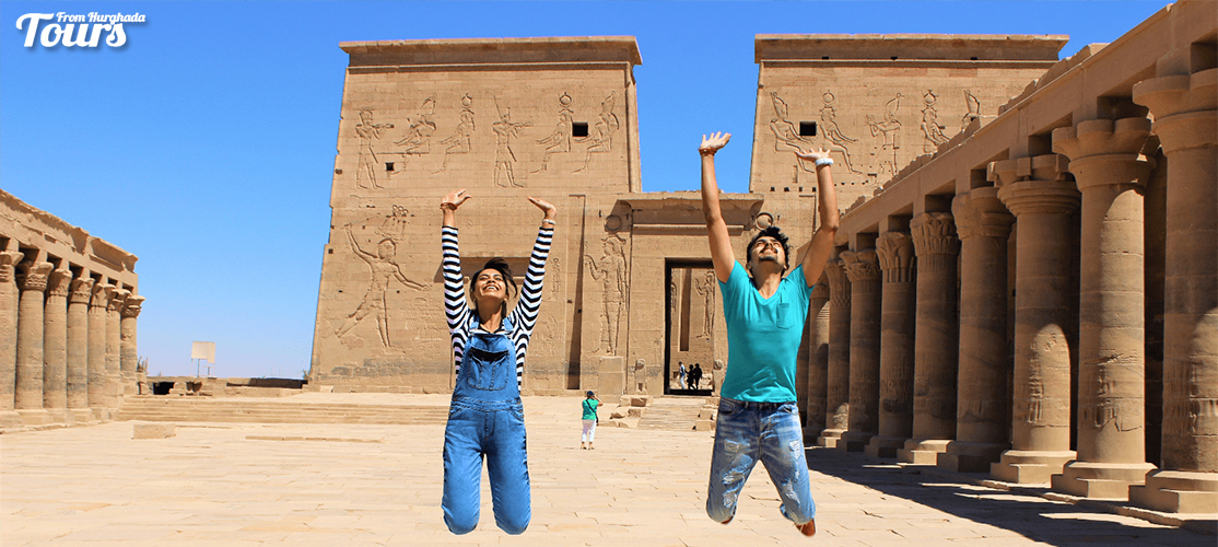 Philae Temple - 5 Days Nile Cruise From El Gouna To Luxor & Aswan - Tours From Hurghada
