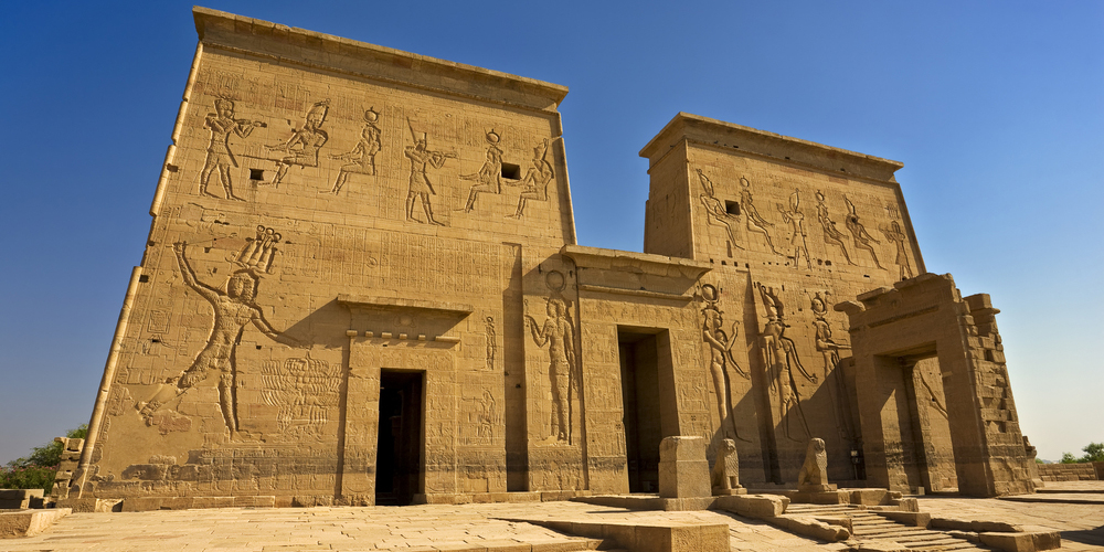 Philae Temple - 5 Days Nile Cruise From El Gouna - Tours from hurghada